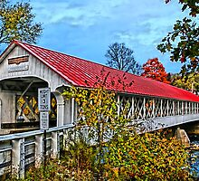Ashuelot Bridge by djphoto