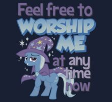 Worship Trixie by anjila