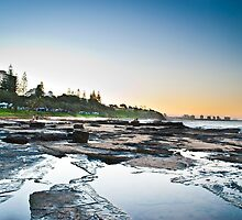 Rock pools by JimmyAmerica