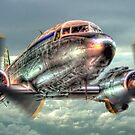 The Douglas C47 Dakota - HDR by Colin J Williams Photography