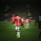 Christiano Ronaldo  by shyam13