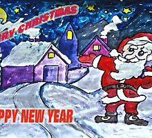 Happy Holidays Already by Monica Engeler