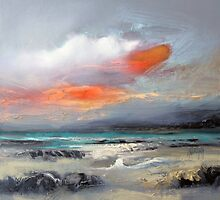 Hebridean Shore 1 by scottnaismith