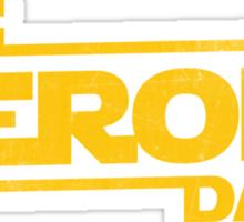 'Big Damn Heroes' (Star Wars / Firefly) Sticker