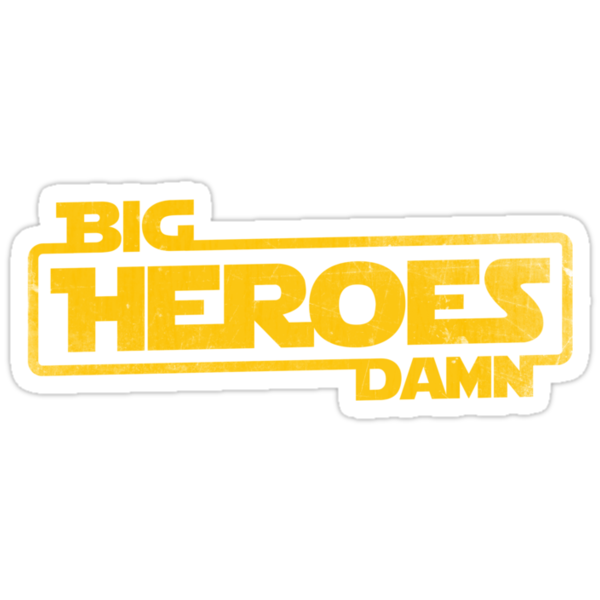 'Big Damn Heroes' (Star Wars / Firefly) by James Hance