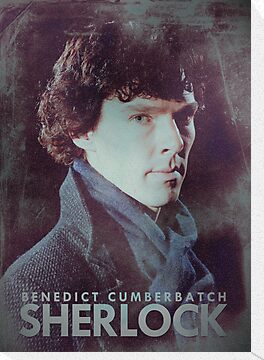 BBC Sherlock Poster &amp; Prints (Benedict Cumberbatch) by curiousfashion