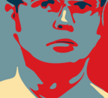 Dwight K. Schrute: Yes you will Sticker