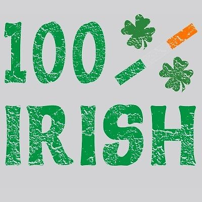 100% Irish by artdesigners