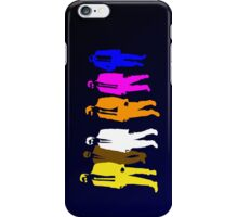 Reservoir Colors with Mr. Blue iPhone Case/Skin