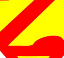 Super Zed Sticker