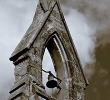 The Old Church Bell, Tas, South, Hobart by photoj