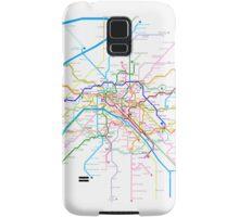 Paris Metro Samsung Galaxy Case/Skin