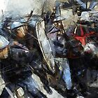 Riots - Italy 2011 by Julien Menet