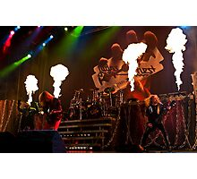 Judas Priest 2011 Photographic Print