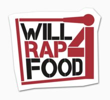 Will Rap 4 Food Official Logo Items by Team Will Rap 4 Food
