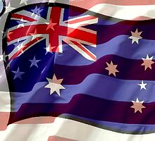 Australian - American Alliance by Chris Chalk