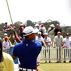 Australian Golf Open 2011 by Mike Gregory