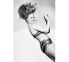 Burlesque 1 Photographic Print