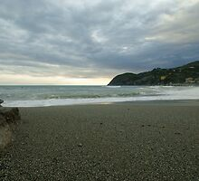 Levanto sera 2  by simia