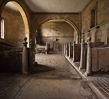 The Stable at Seaton Delaval Hall by DJ-Stotty