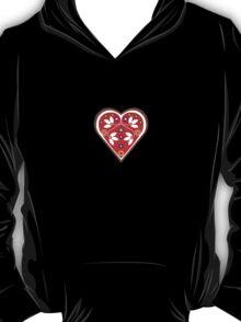 Folk heart 1 centre T-Shirt