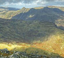 The Old Man Of Wetherlam by VoluntaryRanger