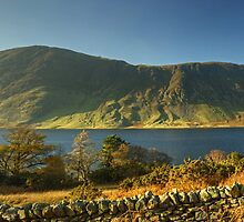 Melbreak and Crummock Water by VoluntaryRanger