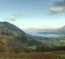 Views From The Whinlatter Forest by VoluntaryRanger