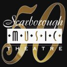 Scarborough Music Theatre 50th Anniversary products (large white/gold logo) by marinasinger