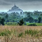 Mont St Michel by jean-jean