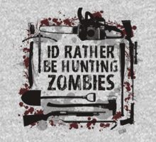 Hunting Zombies by TheRift