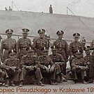 My Daddy Eugen has been building a monument commemorating the re-estabilishment of Poland's Independnce. Piłsudski's Mound . by Brown Sugar. Views (146) favorited by (2) thx! by © Andrzej Goszcz,M.D. Ph.D