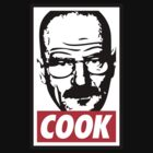 "Breaking Bad ""Walt Cook"" by Megatrip"