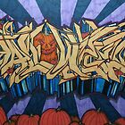 Halloween Graffiti by Samson50