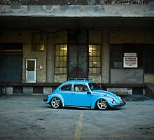 VW Bug by trussphoto