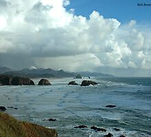 Ecola State Park by Nick Boren