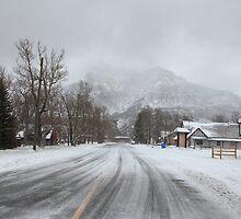 Snow storm II by zumi
