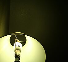 Green Lamp by unusuwall