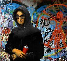 Mona L aka Foxy Lisa by Matt Mawson