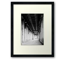 Autumn in Berlin Framed Print