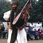Folk Singer by Bobby Dar