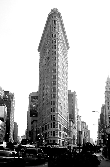 Flatiron in New York by dgscotland