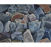 Senan's Stones Photographic Print