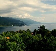 Lake Ohrid by Kristina R.