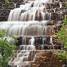 Goatlick Falls by jeff welton