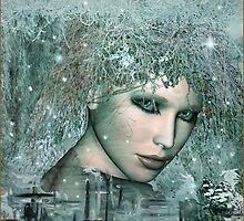 Winter's Muse by janrique