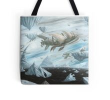 The Antarctic Experiment Tote Bag