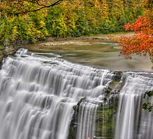 Middle Falls - HDR by Murph2010