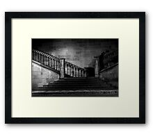 """The 39 Steps"" Framed Print"