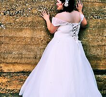 Beautiful Bride by ELMOZGIRL